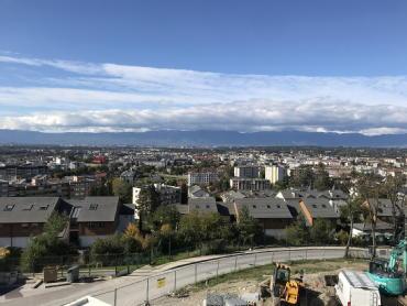 Résidence avec vue panoramique vetraz monthoux home line