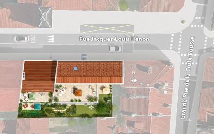 Pavillon saint-denis lyon 4e utei