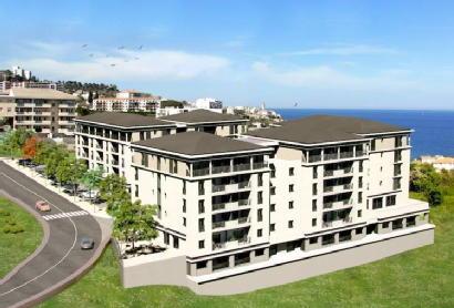Résidence miramare bat d bastia paoli immobilier
