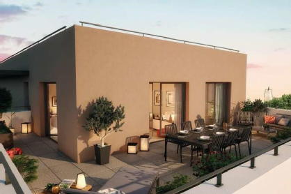 Villa emma montpellier credit agricole immobilier promotion