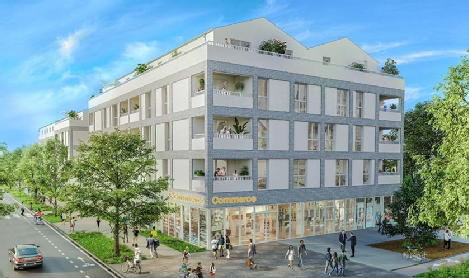 Centr'all neuilly sur marne bouygues immobilier