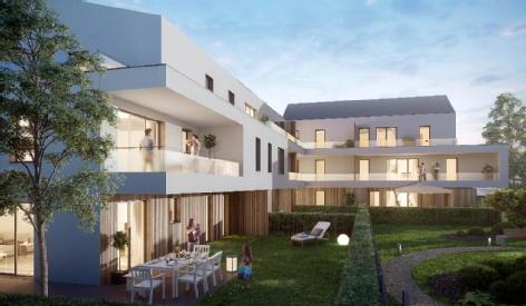 Aloïse - une architecture esprit maison souffelweyersheim rive gauche promoteur constructeur
