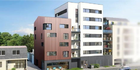 City lodge rennes groupe arc