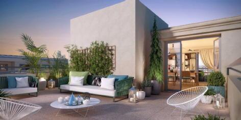 Les jardins d'albine maisons laffitte quartus