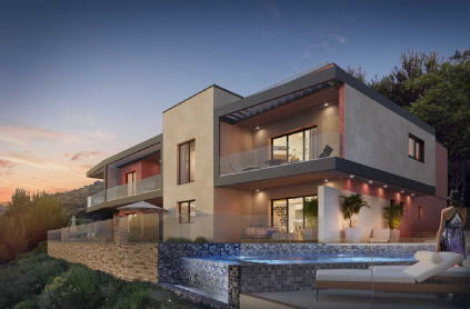 Villa firenze eze construction verrecchia
