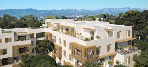 Villa bianca marseille 12e sogeprom provence