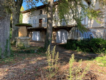 Le domaine du gyre pommiers rigal immobilier - marchand de biens
