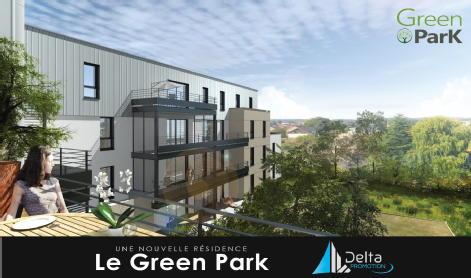 Le green park terville delta amenagement