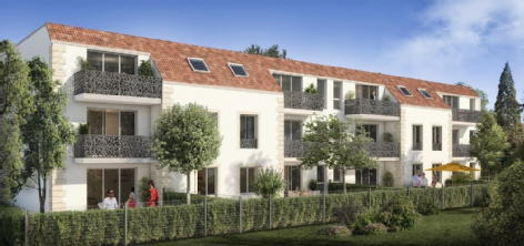 Le green val vert le petit green city immobilier