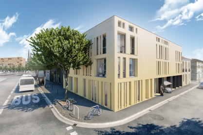 L'intemporel bordeaux anthelios promotion immobiliere