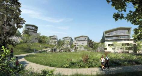 L'avant-scene la cantonade annecy credit agricole immobilier promotion