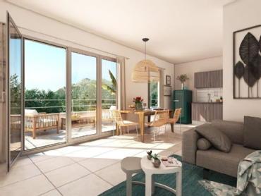 Les balcons étoilés albertville nova solutions immobilieres