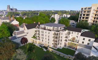 Le parc dauphine orleans nexity consulting