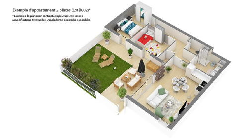 My loft rennes bouygues immobilier
