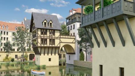 Le quartier des architectes le plessis robinson foncier construction