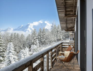 L'alpage combloux coldwell banker alps realty
