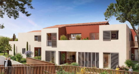 Les odyssees sanary sur mer credit agricole immobilier promotion