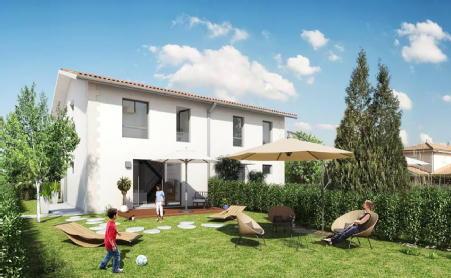Cote jardins pessac aquitaine developpement immobilier