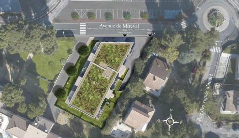Art & verde villeneuve les maguelone icade promotion dcnm