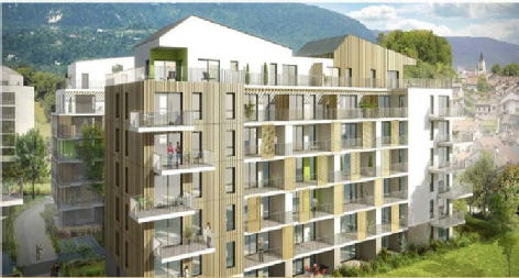Gex proche coeur de ville gex médicis immobilier neuf