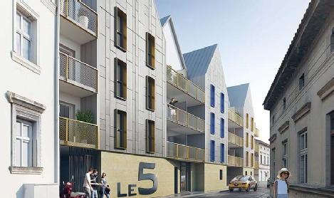 Le cinq chartres bouygues immobilier