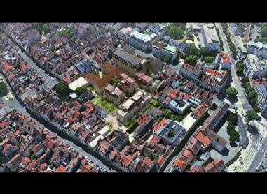 Faubourg sainte-marthe dijon vinci
