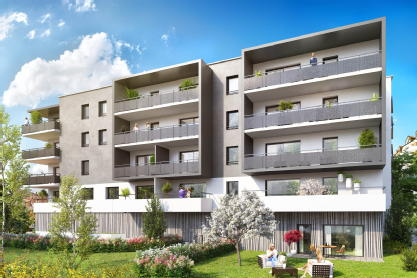 Neo thonon les bains anthelios promotion immobiliere