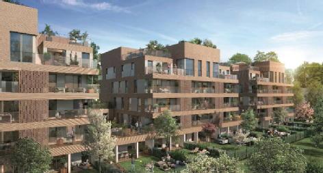 Toulouse quartier saint-cyprien - patte d'oie toulouse médicis immobilier neuf
