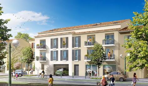 Villa palma la garde cifp promotion immobiliere