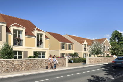 Cottages magny les hameaux nexity consulting