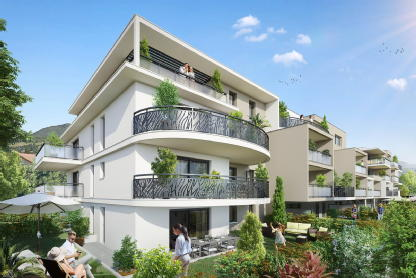 L'adonis coublevie immobiliere valrim