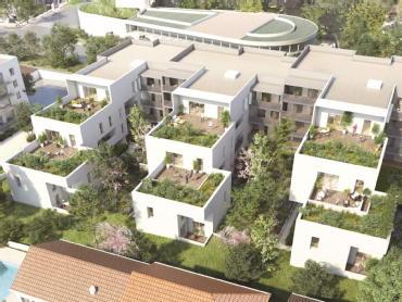 Terrasses m marseille 9e marignan residences