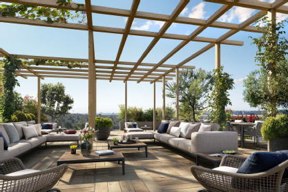 High garden rueil malmaison pitch promotion