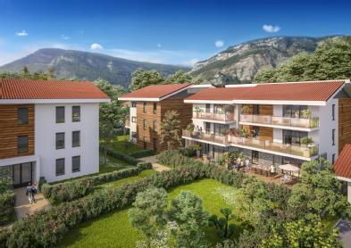 Villa dauphine-coeur de village bernin rive droite realisations