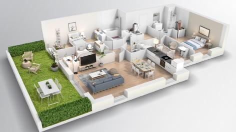 Arborea darnetal logeal immobiliere societe anonyme d habitations a loyer modere