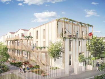 Côté jardin villejuif pichet immobilier