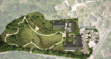 Cadre verdoyant sur les hauteurs jacob bellecombette home line