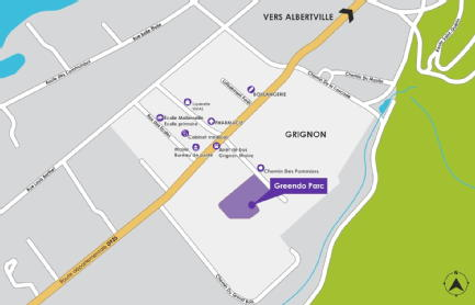 Greendo parc albertville odc invest