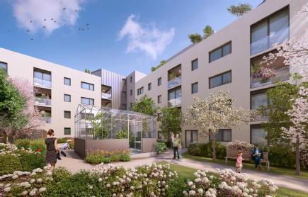 Espace milliat bourg en bresse sci sogeprom lyon residences