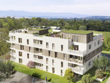 Eden roze collonges sous saleve marignan residences