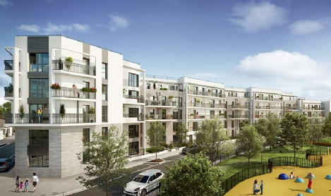 Canopéa bois colombes bouygues immobilier