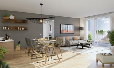 Latitude lormont vinci immobilier residentiel
