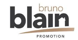Bruno blain promotion